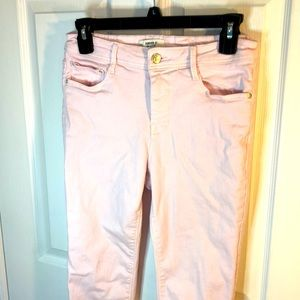 Size 26 Forever 21 pink jeans